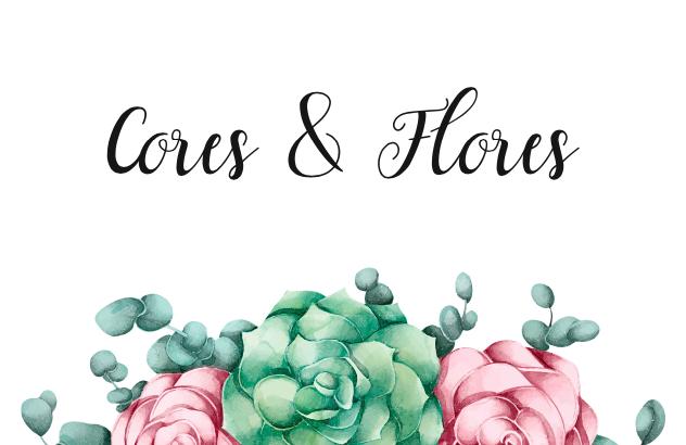 Cores & Flores